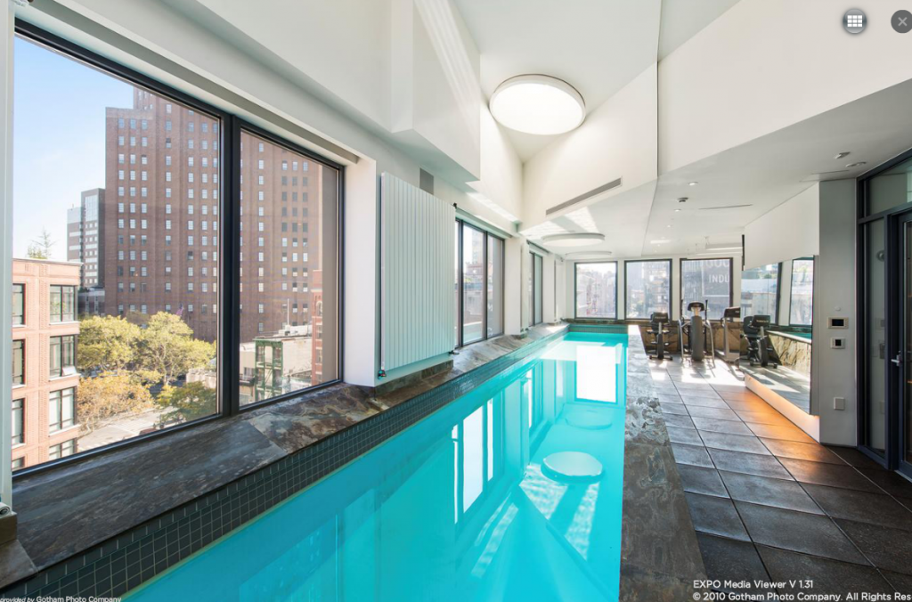 48 million townhouse in tribeca homes of the rich the for Tribeca property for sale