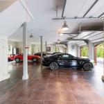 10-car Garage