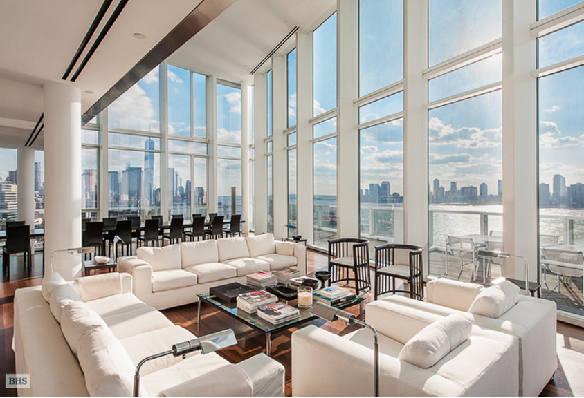 $40 Million Newly Listed Duplex Penthouse In New York, NY ...