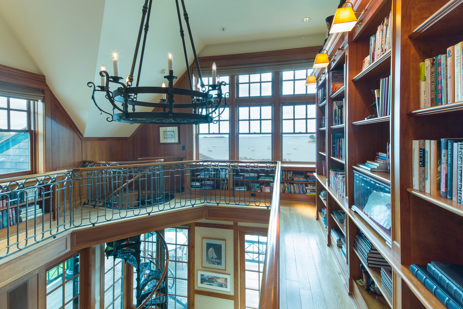 $22 Million Waterfront Shingle Mansion In Rye, NY