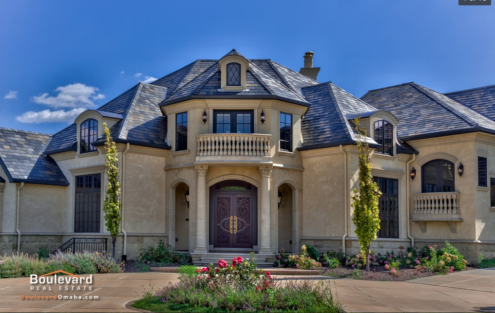 3 95 Million 14 000 Square Foot Mansion In Omaha Ne