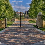 Gated Entrance