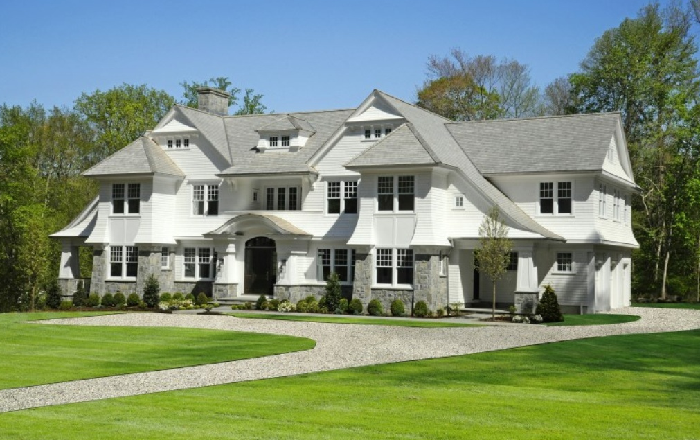 7 3 Million Newly Built Shingle Style Mansion In