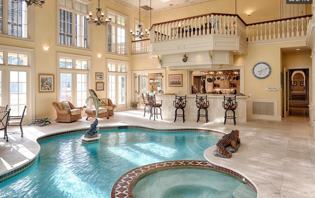 7 4 Million Waterfront Mansion In Hilton Head Island Sc