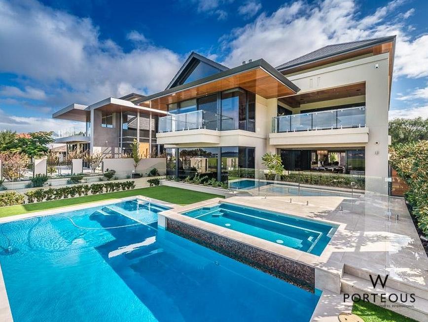 $8 Million Contemporary Home In Western Australia