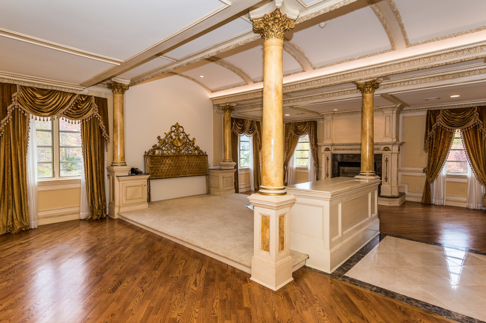 9 9 Million Colonial Mansion In Alpine Nj Homes Of The Rich The 1 Real Estate Blog