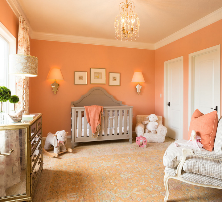 A Look At Some Luxurious Nurseries