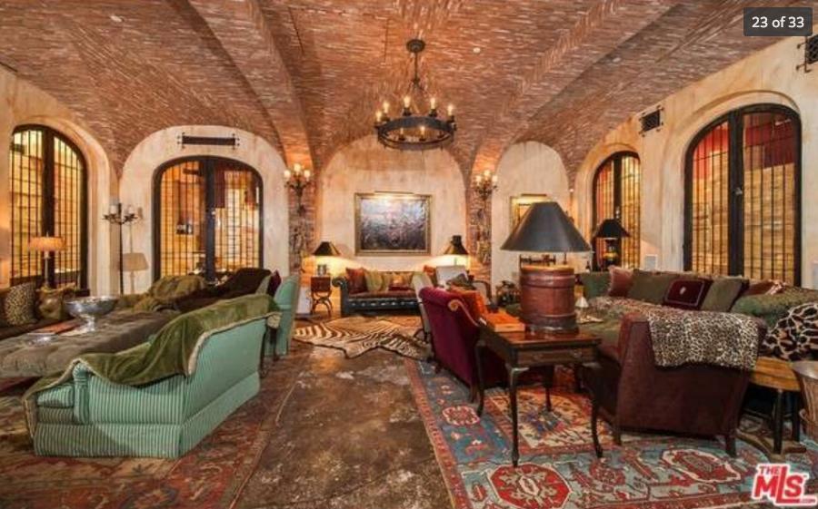 Rent Vanna White S Former Beverly Park Home For 150 000