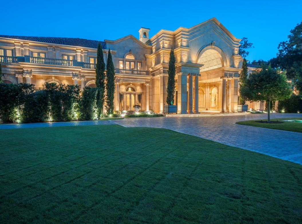 43 Million 27 000 Square Foot Mega Mansion In Houston Tx