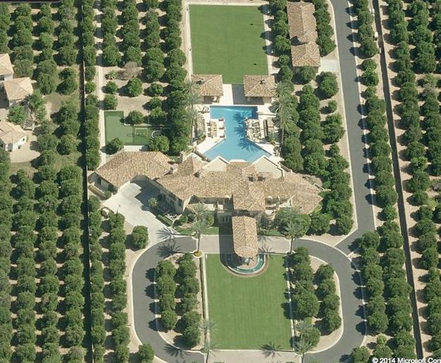 $5 Million 11,000 Square Foot Mansion In Mesa, AZ