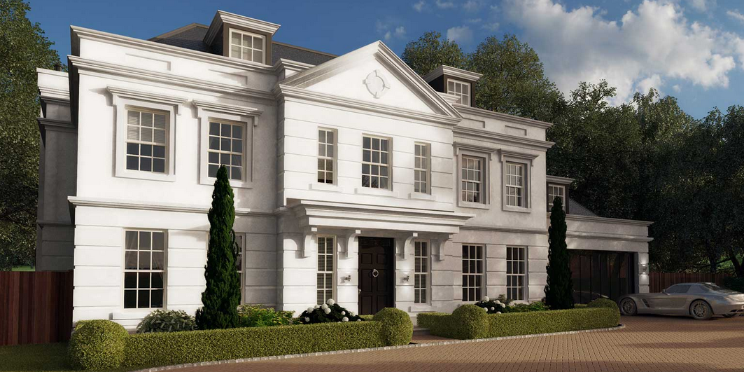 England homes of the rich the 1 real estate blog page 2 for Luxury homes in london