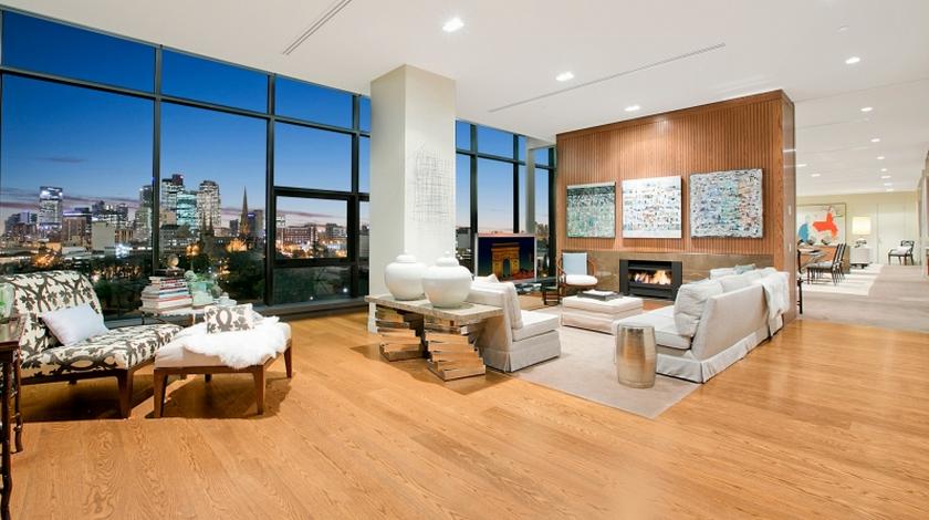 $20+ Million Contemporary 3-Apartment Penthouse In Melbourne, AU