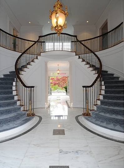 $7.25 Million French Normandy Mansion In New Canaan, CT