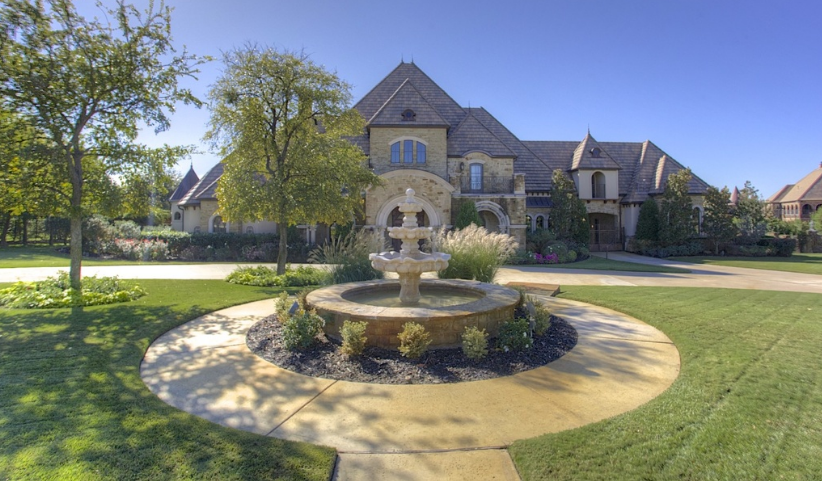 2 9 Million 10 000 Square Foot Mansion In Fort Worth Tx