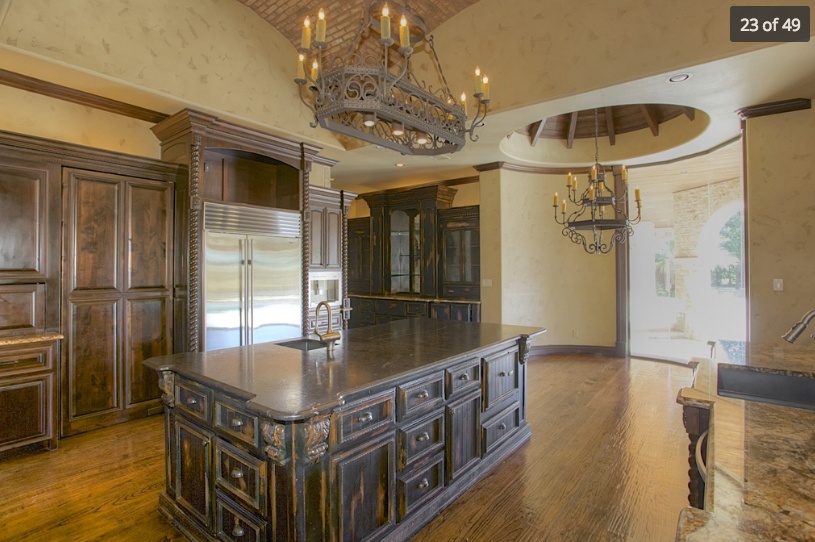 $2.9 Million 10,000 Square Foot Mansion In Fort Worth, TX