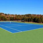 Outdoor Tennis Court #1
