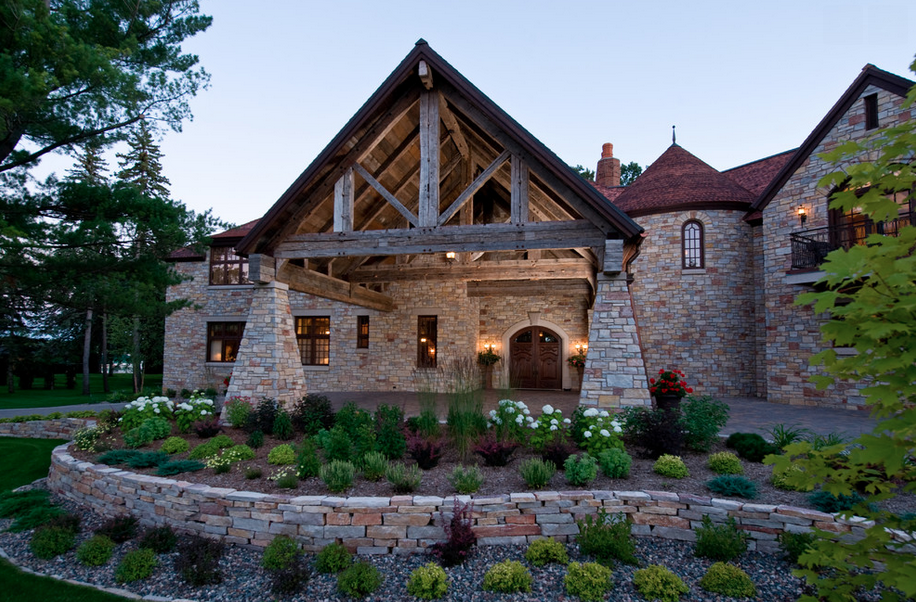 Beautiful Stone Mansion In Minneapolis Mn Homes Of The Rich
