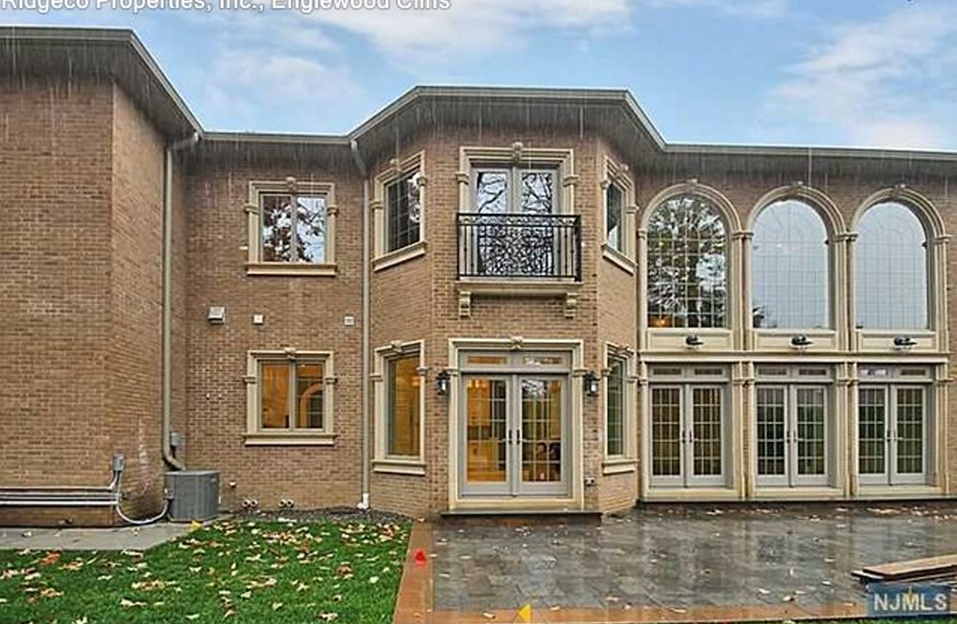 $3.1 Million Newly Built Brick Colonial Home In Englewood Cliffs, NJ