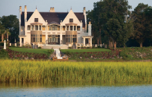 $5.5 Million West-Indies Inspired Home In Wilmington, NC