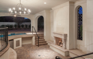 $3.4 Million Newly Built Spanish Style Home In Paradise Valley, AZ
