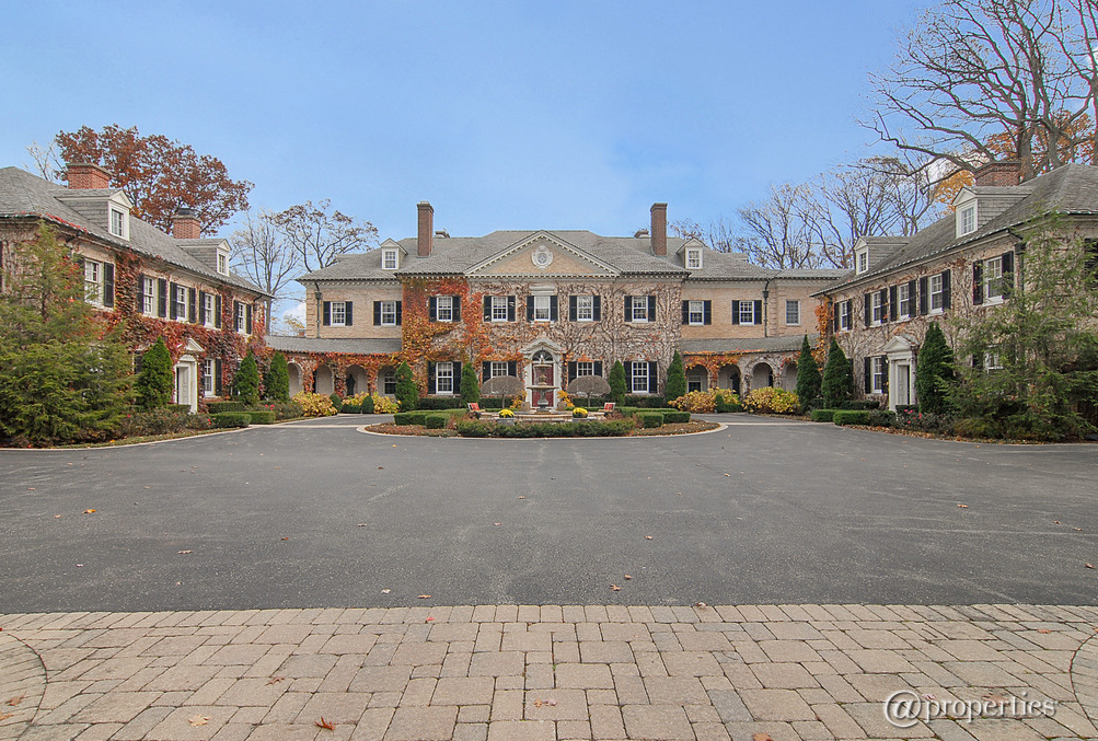Lake Bluff (IL) United States  city images : ... 29,000 Square Foot Historic Lakefront Mega Mansion In Lake Bluff, IL