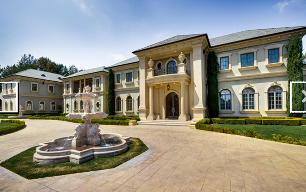 Rent Adrienne Maloof 39 S Former Beverly Hills Mansion