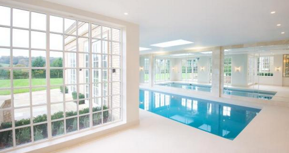 Mansions With Indoor Pools two newly built mansions in cheshire, england with indoor pools