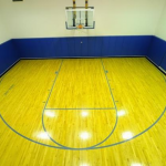 Indoor Basketball Court