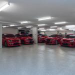 20-car Garage