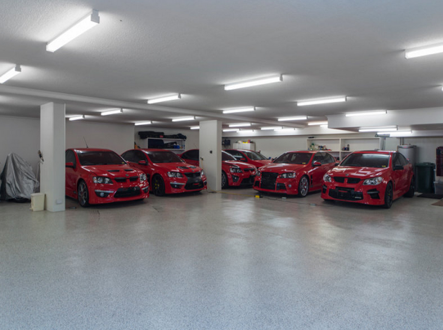 12 Car Garage Home Design