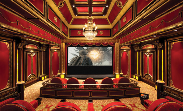 Cars For Sale In Maine >> Home Theaters | Homes of the Rich – The #1 Real Estate Blog