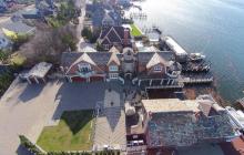 $8.8 Million Waterfront Estate In Bay Head, NJ