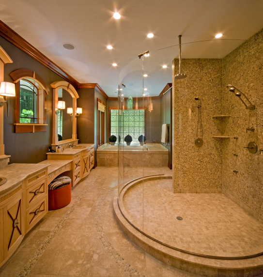 Beautiful Bathrooms Nyc: Homes Of The Rich