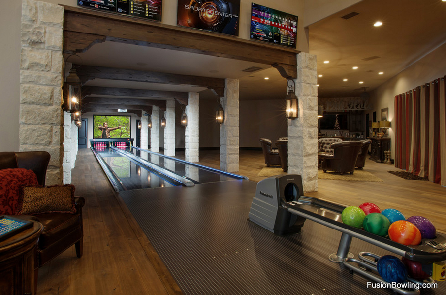 Best Indoor Bowling Alley Ideas - Interior Design Ideas ...