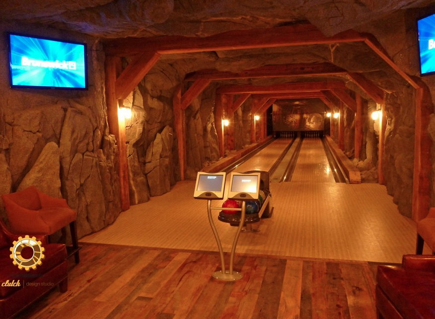 Bowling Alleys Homes Of The Rich The 1 Real Estate Blog