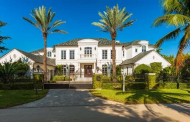 $9.9 Million Newly Listed Waterfront Mansion In Coral Gables, FL