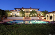 $16.9 Million 13,000 Square Foot Mediterranean Mansion In Newport Coast, CA