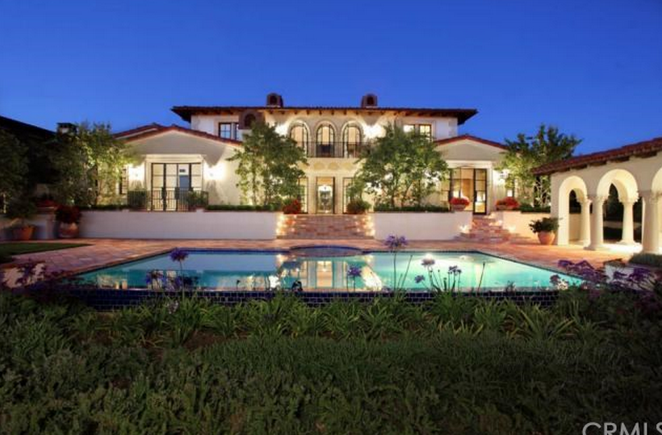 16 9 Million 13 000 Square Foot Mediterranean Mansion In