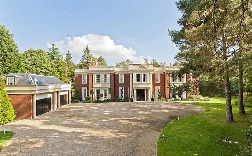 Highland House – A £16 Million Mansion In Surrey, England