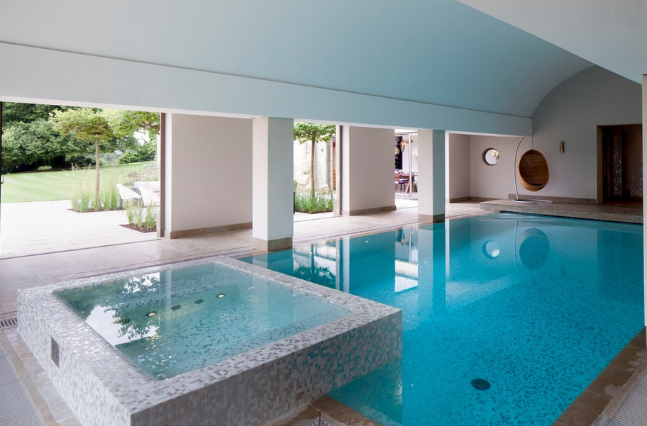 Indoor Swimming Pools | Homes of the Rich
