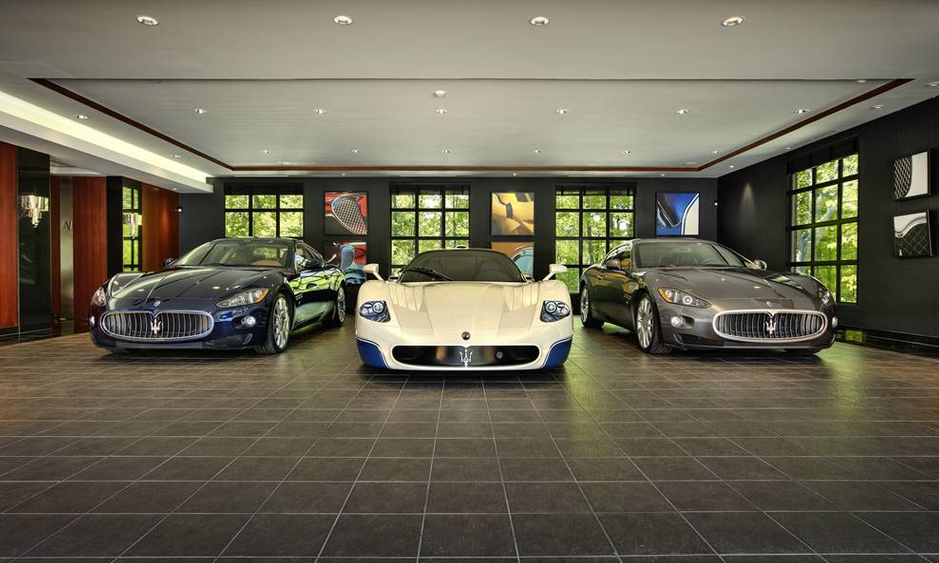 Most Expensive Car In The World >> Garages | Homes of the Rich