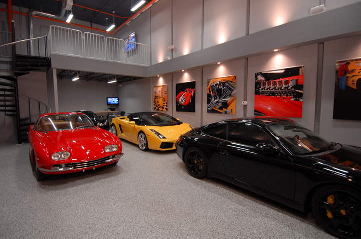 Garages Homes Of The Rich The 1 Real Estate Blog