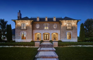 Villa Cortile – A $3.5 Million Newly Built Home In Oakland Township, MI