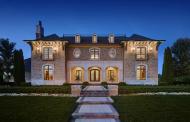 Villa Cortile – A $3.5 Million Newly Built Home In Oakland Township, MI