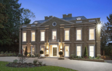 Saddle Stones – A £9.5 Million Newly Built Mansion In Surrey, England