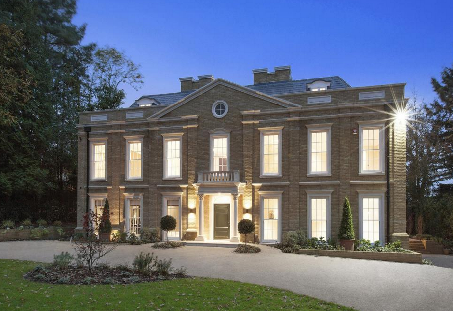 Saddle Stones A 163 9 5 Million Newly Built Mansion In