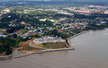 Businessman Ling Chiong Ho's Malaysia Mega Mansion
