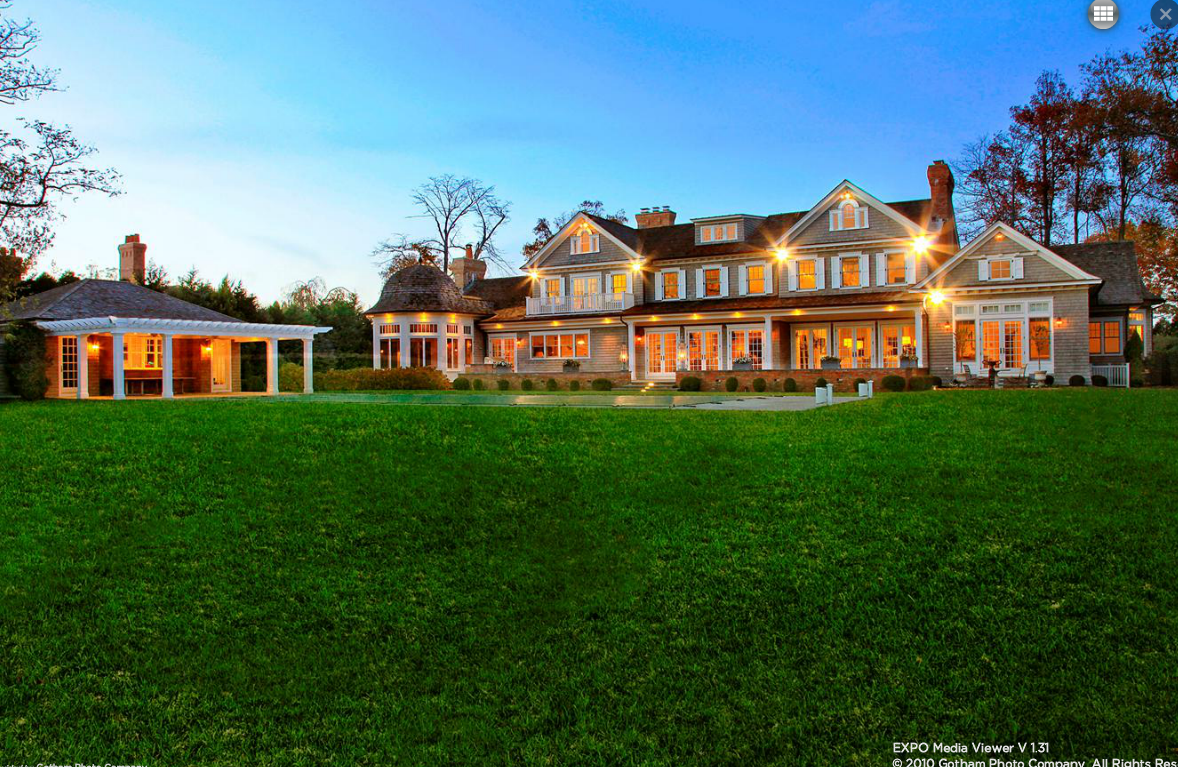 $14.5 Million Mansion In Water Mill, NY