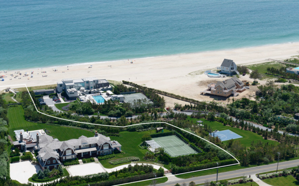 $24.95 Million Shingle Style Mansion In Quogue, NY