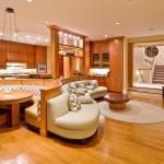 Gourmet Kitchen/Family Room